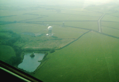 Golfball Radar Station