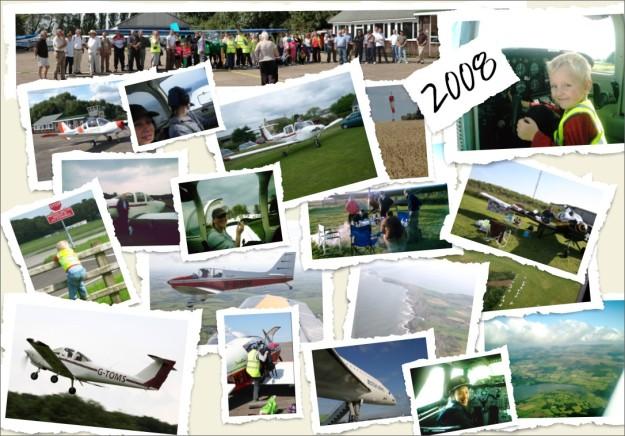 2008 Flying Snapshots